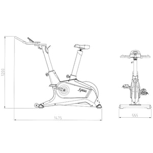 DKN Speedbike X-Motion
