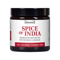 Spice of India. Regenerating Body Butter. Patchouli and Argan oil