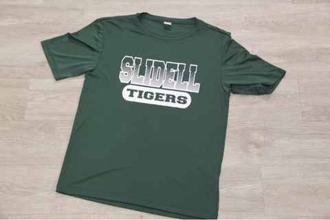 Slidell Dark Green 50/50 Tee