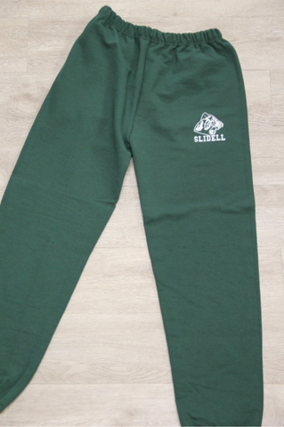 Slidell Dark Green Sweat Pant