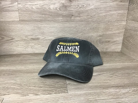 Salmen Baseball MOM Hat