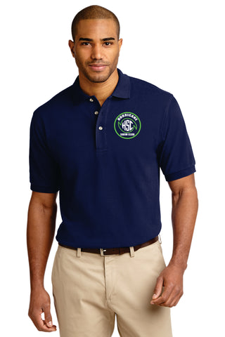 Lady & Men Cotton Pique Polo