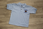 Mayfield Elem Light Blue 50/50 Jersey Knit Polo