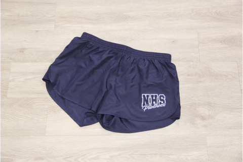 NHS Navy Lady Running Short