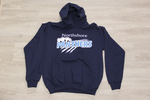 NHS Navy Unisex Fleece Hoodie 3 Color