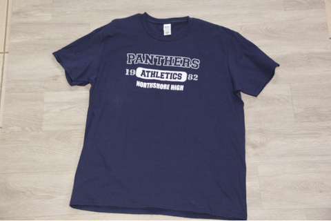 NHS Navy Athletic Unisex Tee