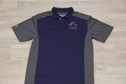 NHS Navy / Graphite DIVISION Polo
