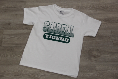 Slidell White Spirit 50/50 Tee