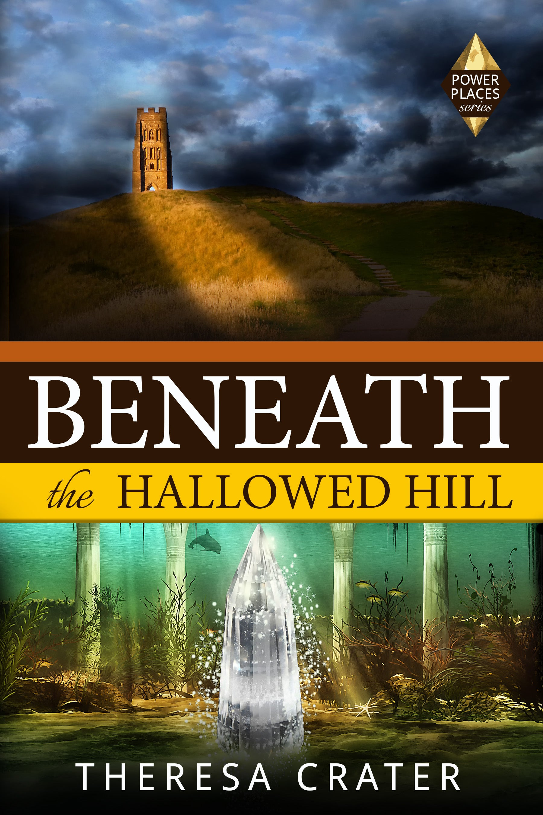 Beneath the Hallowed Hill ~ Print