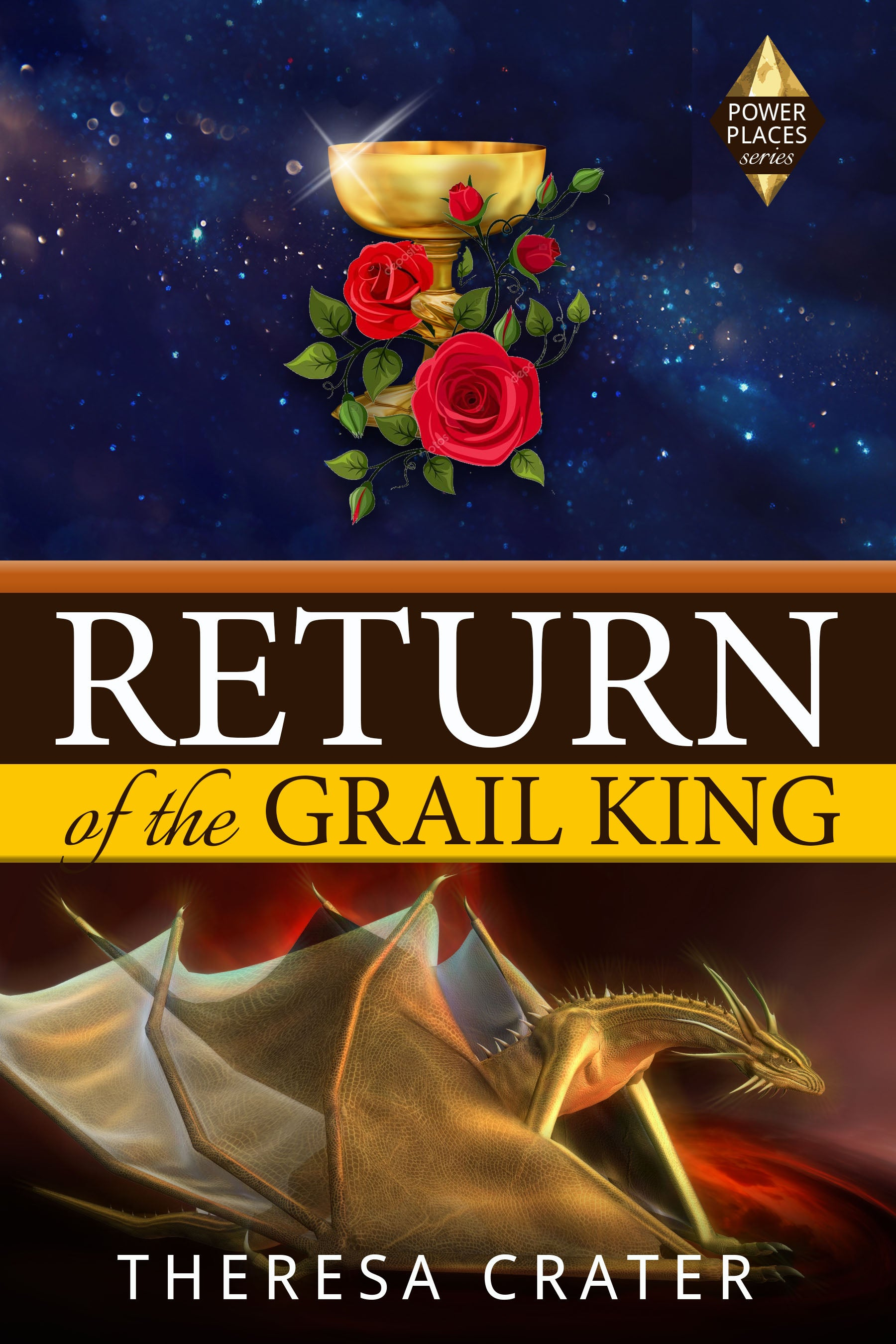 Return of the Grail King ~ Print