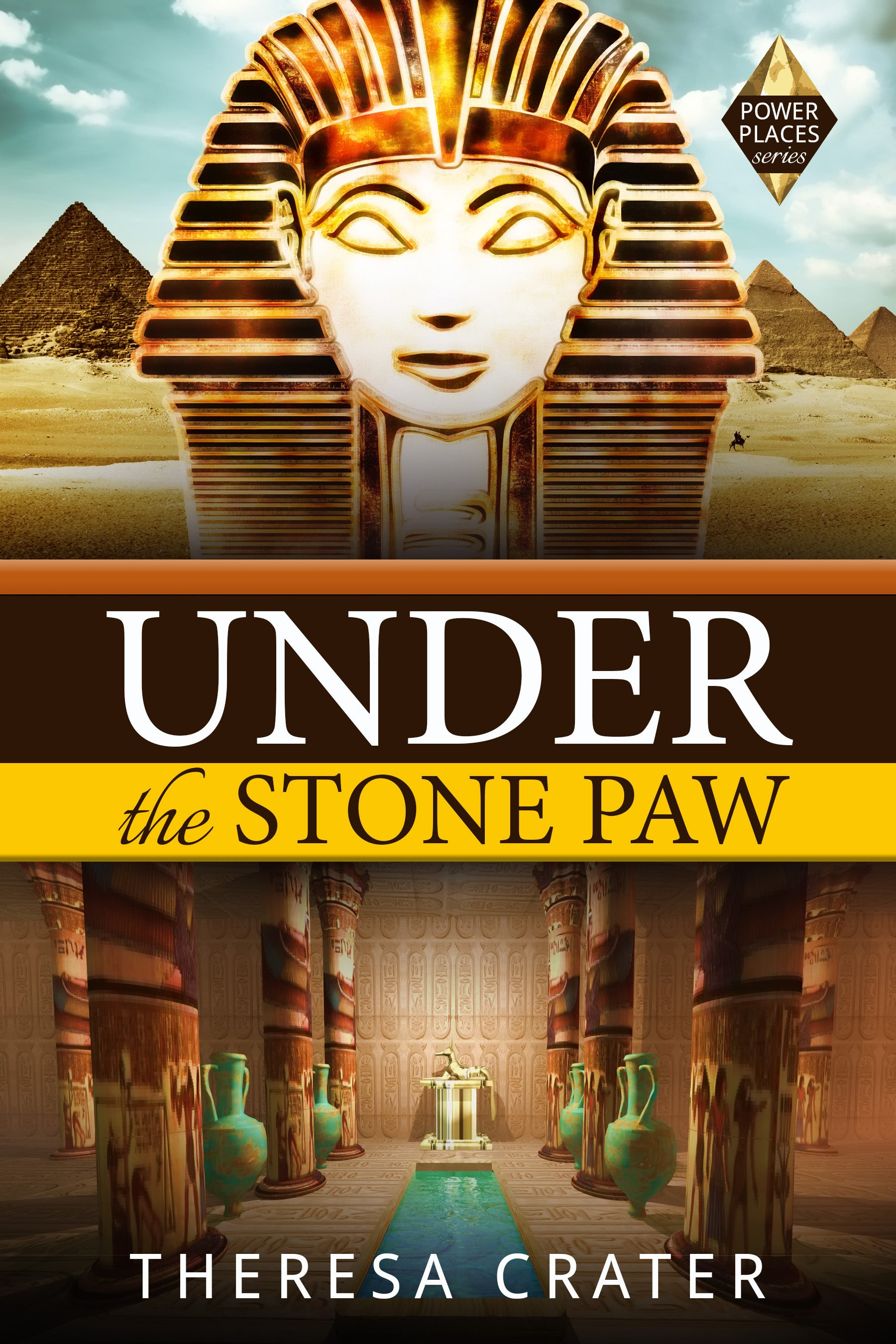 Under the Stone Paw ~ Print Version