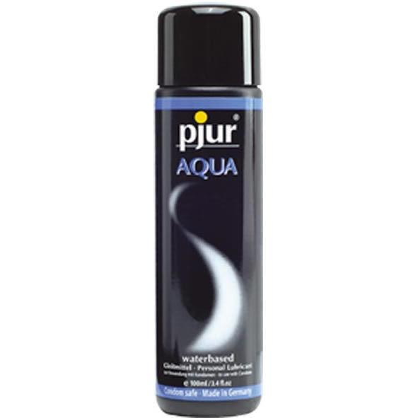 PJUR BASIC LUBRICANTE BASE AGUA 100 ML - Pelvia