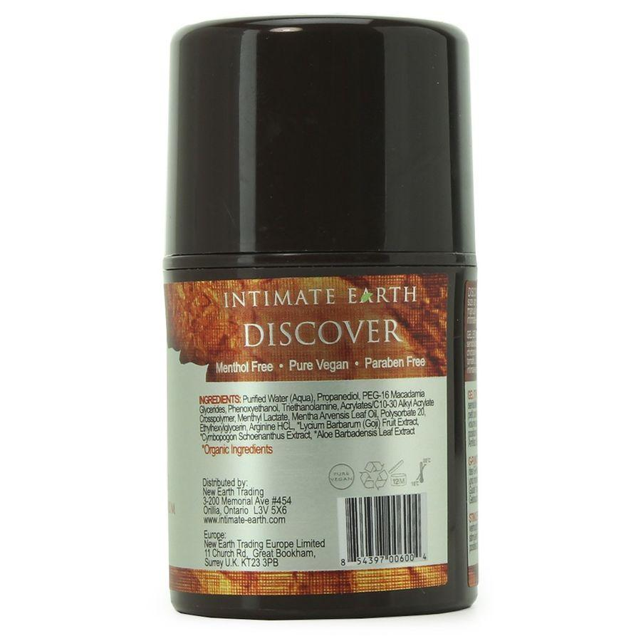 INTIMATE EARTH GEL ESTIMULANTE PUNTO G CON SERUM 30ML - Pelvia