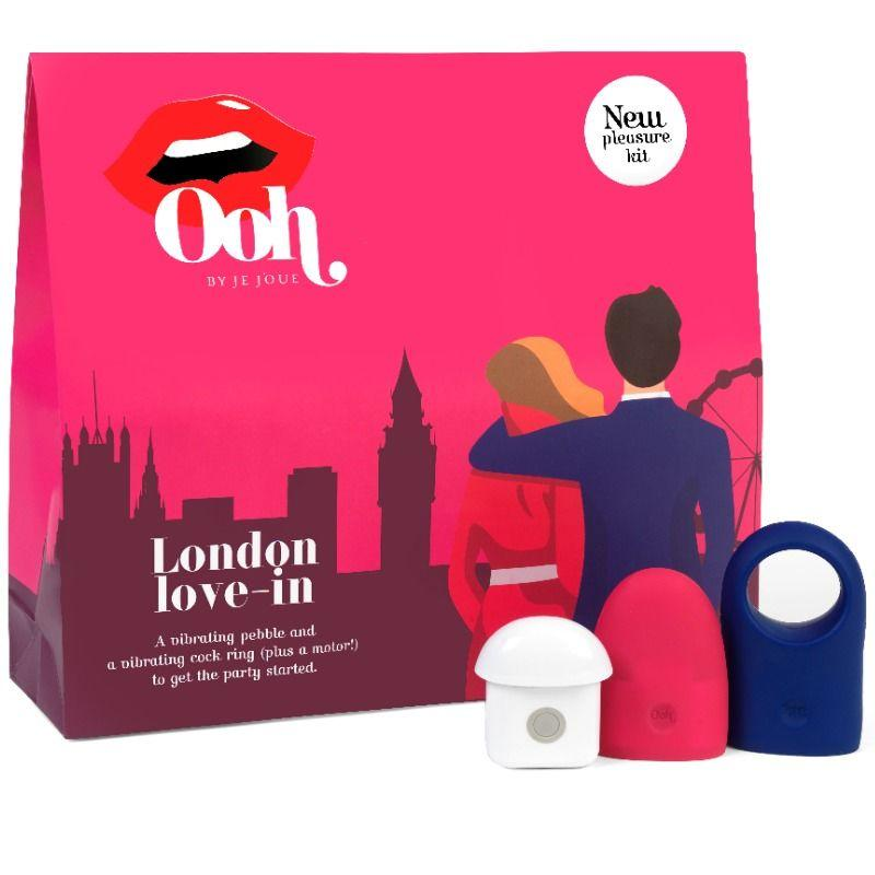 OOH BY JE JOUE - KIT DE PLACER LONDON - Pelvia