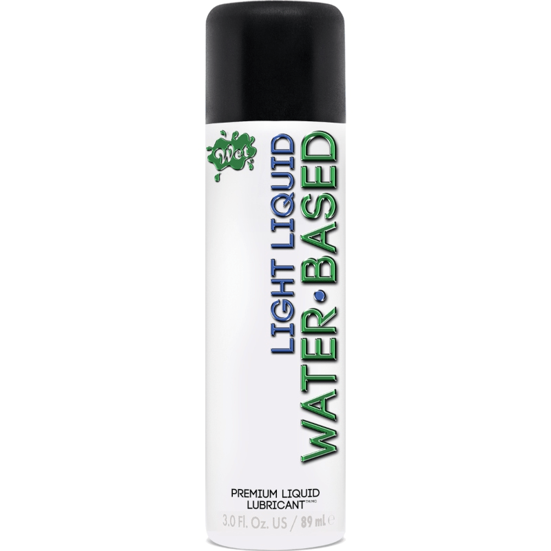 WET LIGHT LUBRICANTE BASE AGUA LIGERO 89 ML - Pelvia