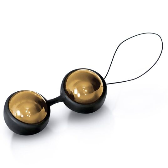 LELO LUNA BEADS ORO 20 KILATES