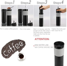 Load image into Gallery viewer, Portable coffee maker-Espresso Esprit