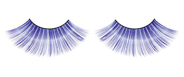 False eyelashes.