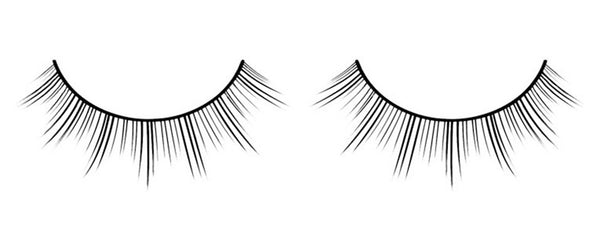 Eyelashes No. 561