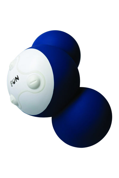 Lay-On Toy YOOO - White / Dark Blue