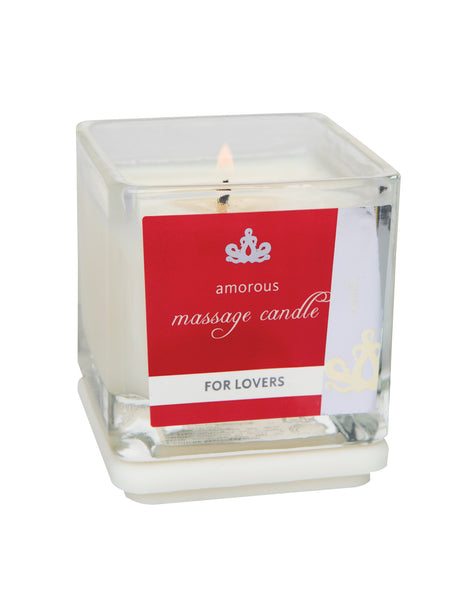 Amorous Vanilla Massage Candle