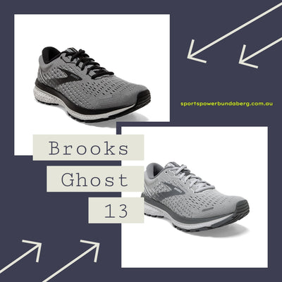All new Brooks Ghost 13