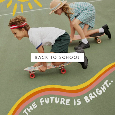 Back to School - shoes for all schools