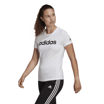 Adidas Womens Linear Shirt Sportspower Bundaberg