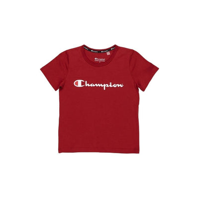 CHAMPION KIDS SCRIPT SS SHIRT SPORTSPOWER BUNDABERG
