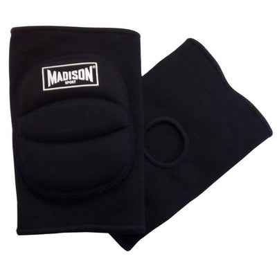 Madison Bubble Knee Pads Black XL Sportspower Bundaberg