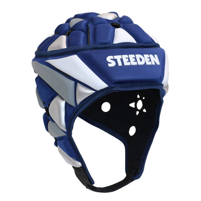 STEEDEN BLAST HEADGEAR NAVY SPORTSPOWER BUNDABERG
