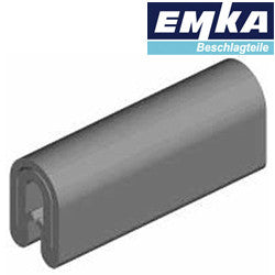 1010-03-01 EMKA PVC Gray Edge Protection