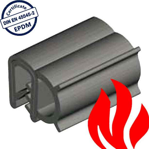 1011-06-FR01 EMKA Fire Protection Sponge-Rubber (EPDM)