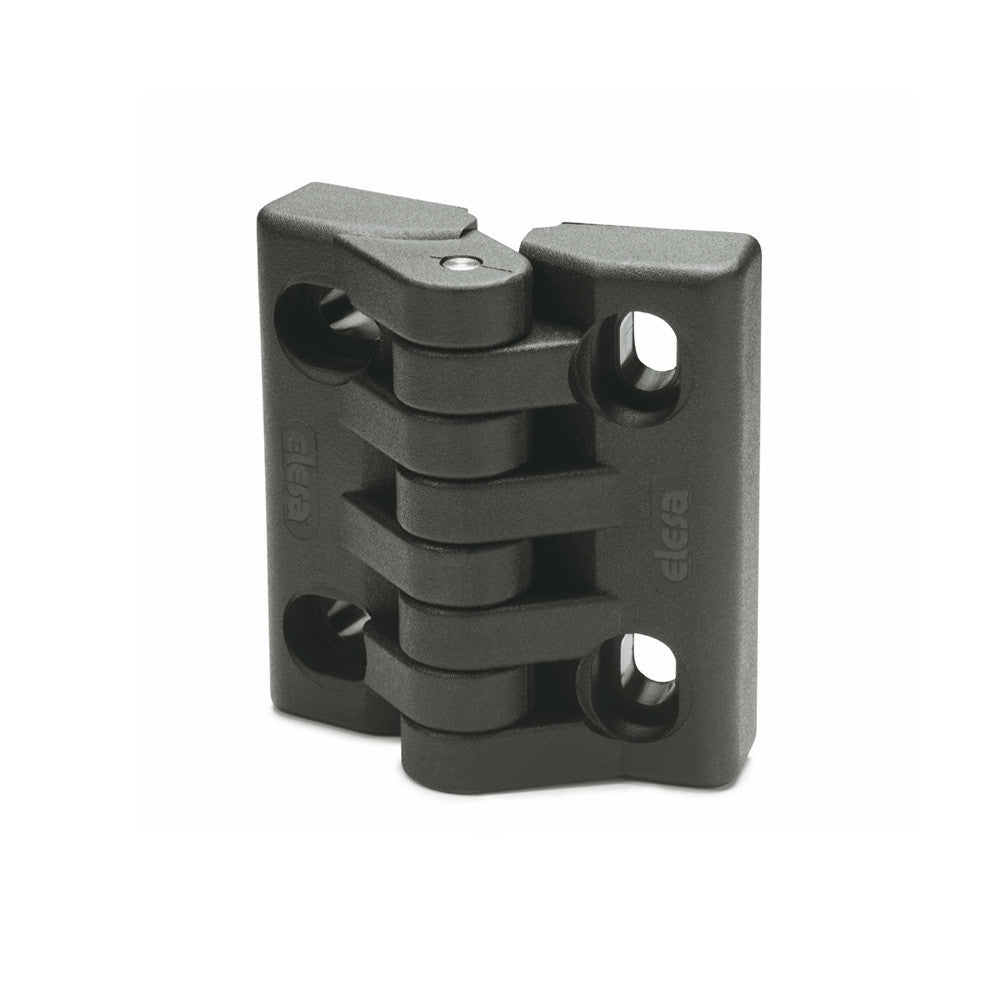 CFA.65-SL-HV - 422280 - Elesa Hinge with Horizontal and Veritcal Slotted Holes
