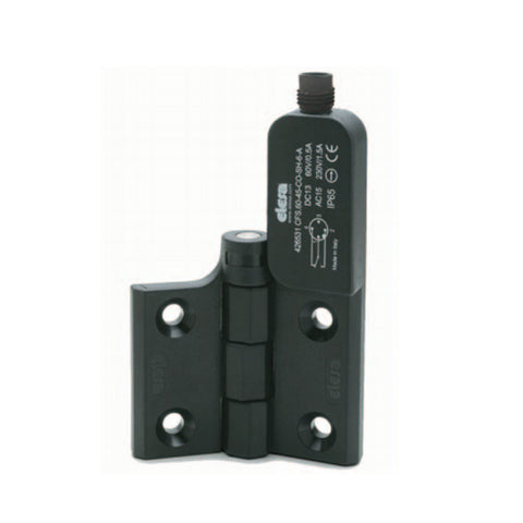 CFS.60-SL-CH-6-B-D - 426594 - Elesa Safety Hinge with Built-In Switch