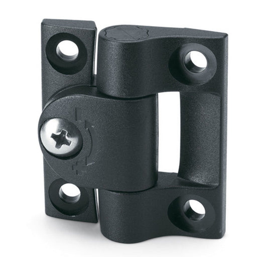 CFU.60 CH-6 427522 Elesa Torque Hinge with Adjustable Friction Large