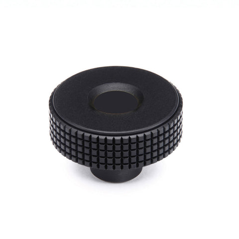 34316 - MBT.40 B-6 - Elesa Diamond Cut Grip Knobs with 6mm Mounting Hole