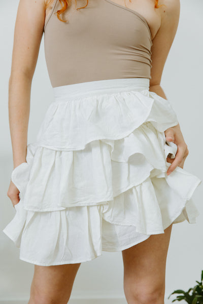 Catherine Mini Skirt