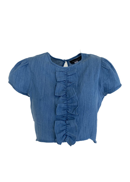 Lady Eco Denim Top