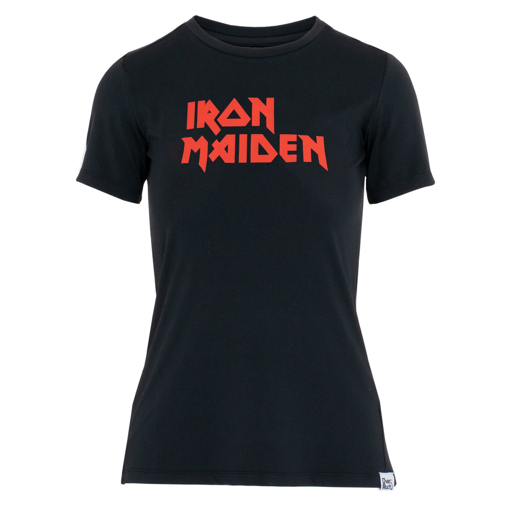 Iron Maiden - Classic logo  red