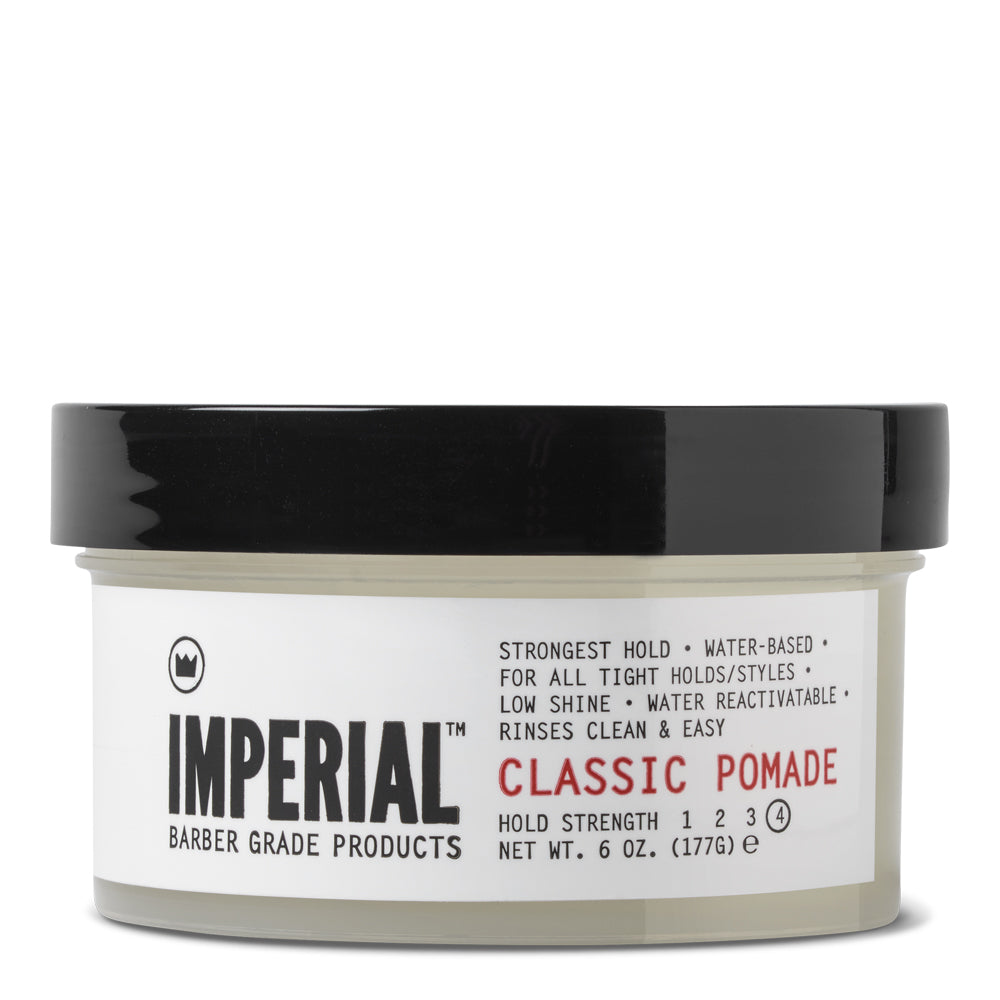 Classic Pomade (6 oz) | Imperial Barber Hair Gel