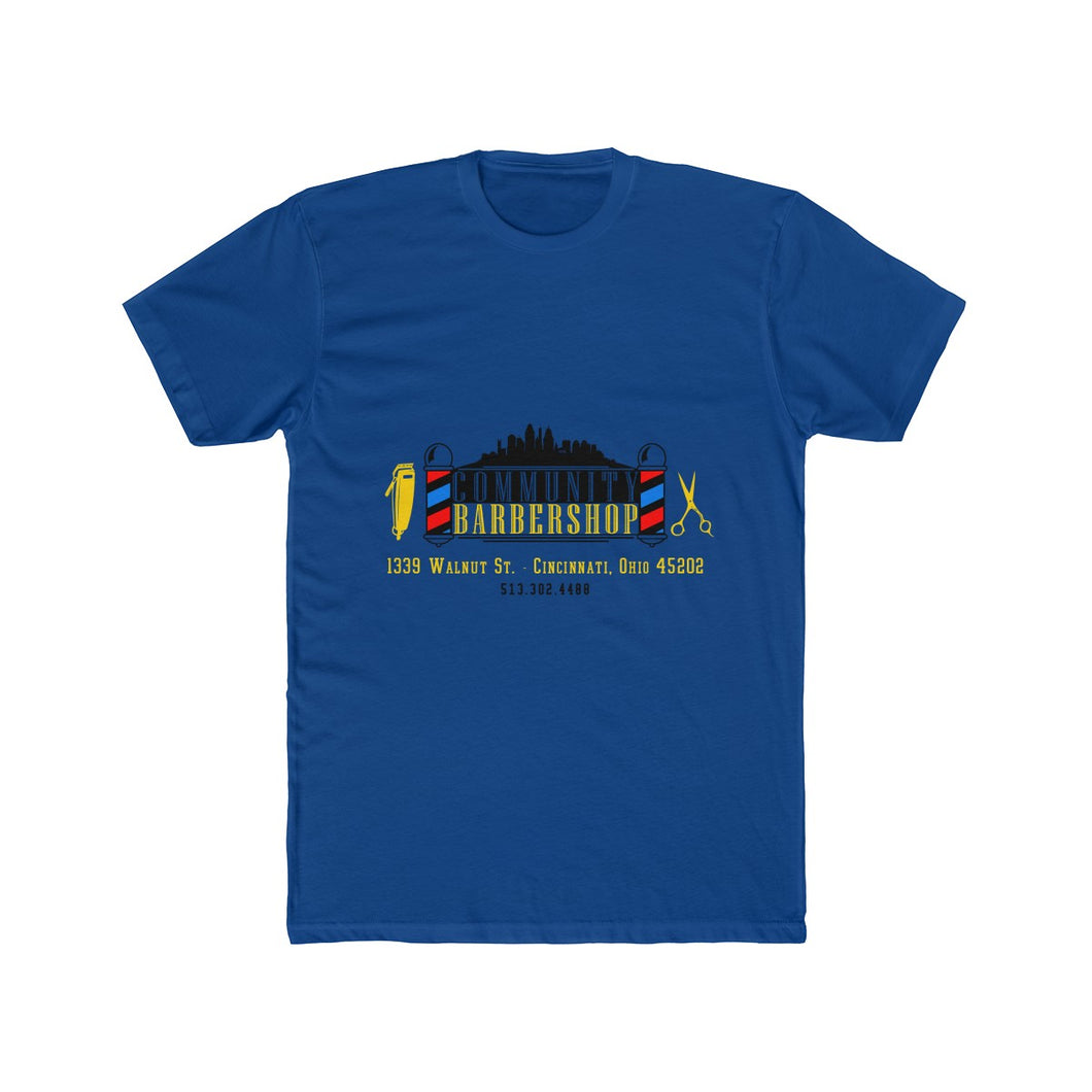 Community Barber Premium T-Shirt