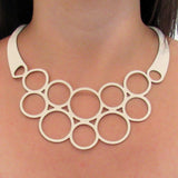 Froth Necklace