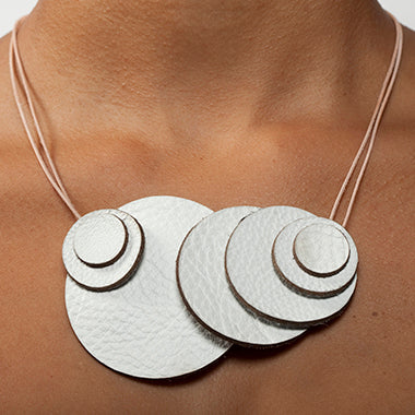 Cumulous Necklace