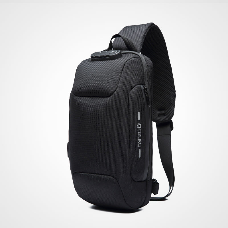 New Multifunction Crossbody Bag Anti-theft Shoulder Waterproof Bag For Short Trip - Trek Wanderer