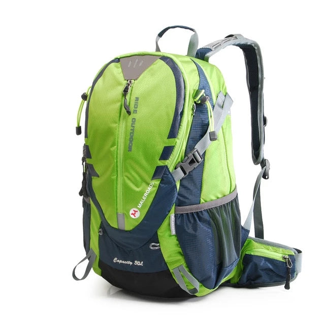 Cycling Backpack Biking Rucksack Road Riding for Camping Hiking Traveling Bag - Trek Wanderer