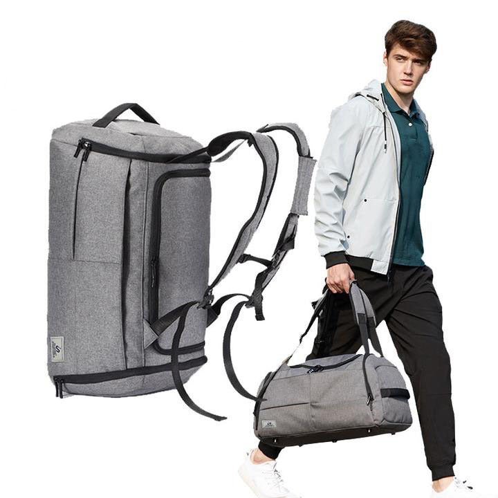 Multi function Travel Bag Anti Theft Duffel Bag - Trek Wanderer