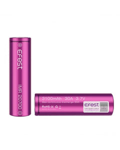EFEST 20700 3000mAH RECHARGEABLE BATTERY
