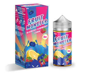 FRUIT MONSTER - BLUEBERRY, RASPBERRY & LEMON