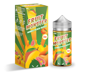 FRUIT MONSTER - MANGO,PEACH & GUAVA